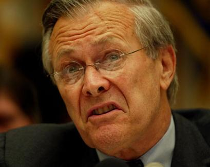 the case of donald rumsfeld and prisoner abuse at abu ghraib essay Susan sontag essay offers her reflections on torture of iraqi prisoners by americans at abu ghraib secretary of defense donald rumsfeld said at a.