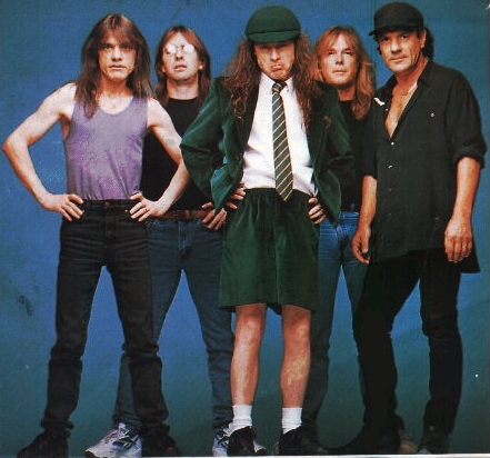 angus young the greatest of all times